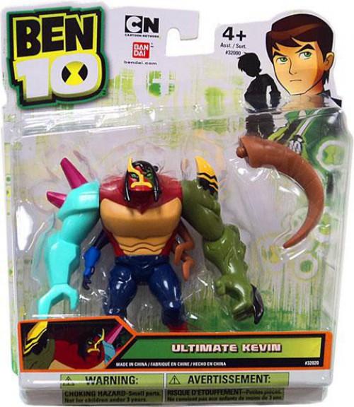 Ben 10 Ultimate Alien Ultimate Kevin Action Figure