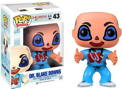 Funko Children's Hospital POP! TV Dr. Blake Downs Vinyl Figure #43