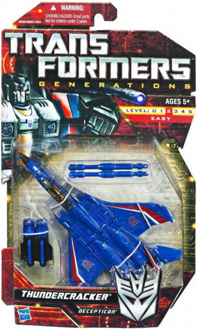 Transformers Generations Thundercracker Deluxe Action Figure