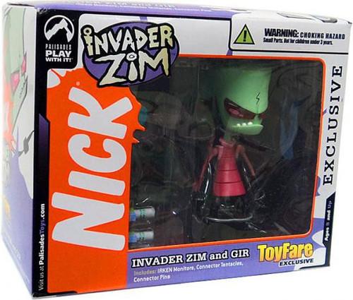 Invader Zim Zim & Gir Exclusive Action Figure 2-Pack