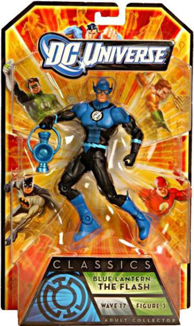 DC Universe Classics Wave 17 Blue Lantern The Flash Action Figure #3