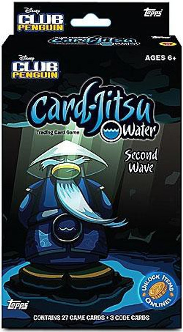 Club Penguin Card-Jitsu Trading Card Game Water Series 5 Expansion Deck [Second Wave]