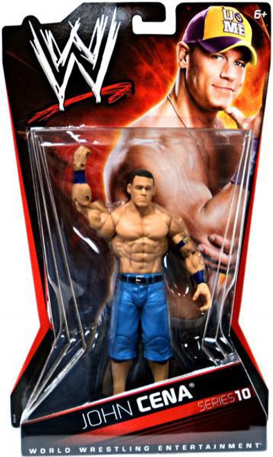 WWE Wrestling Series 10 John Cena Action Figure