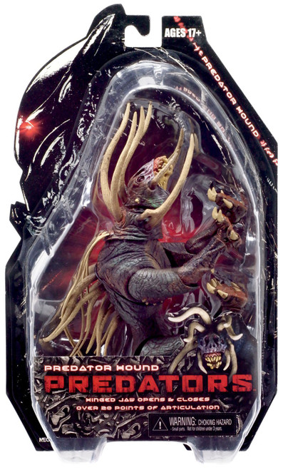 NECA Predators Series 3 Predator Hound Action Figure