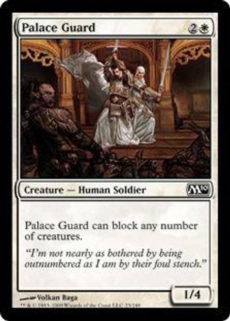 MtG 2010 Core Set Common Palace Guard #23