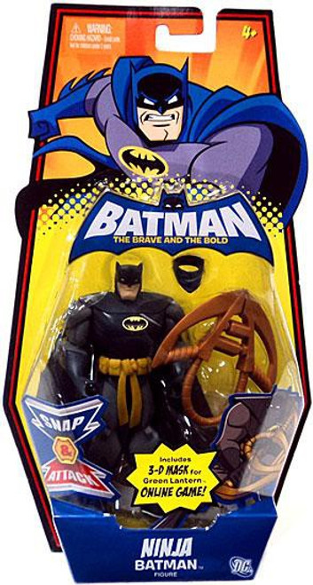 The Brave and the Bold Ninja Batman Action Figure