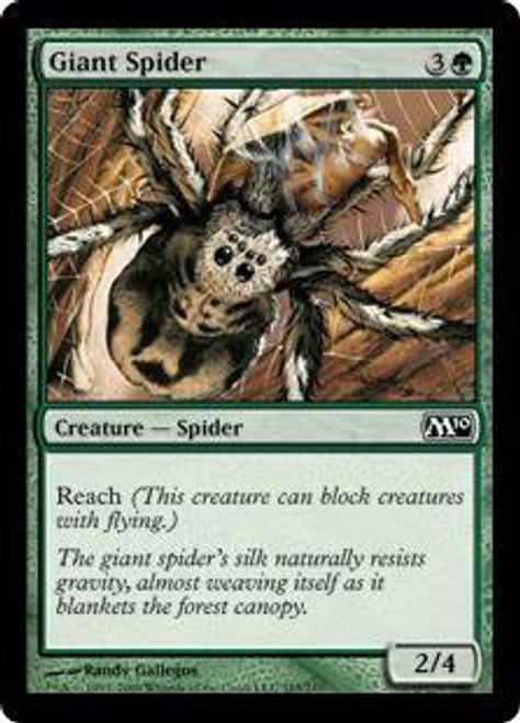 MtG 2010 Core Set Common Giant Spider #185