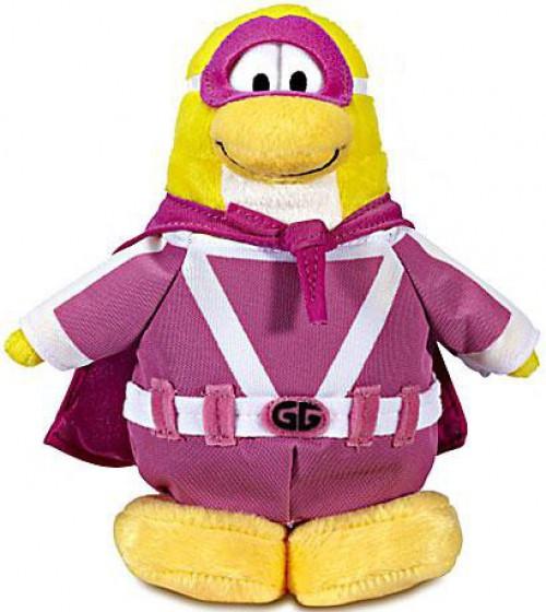 Club Penguin Series 12 Gamma Gal 6.5-Inch Plush Figure