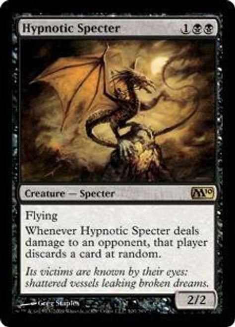 MtG 2010 Core Set Rare Hypnotic Specter #100