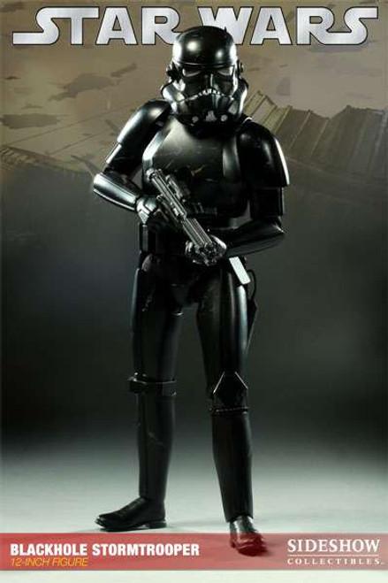 Militaries of Star Wars Blackhole Stormtrooper Action Figure
