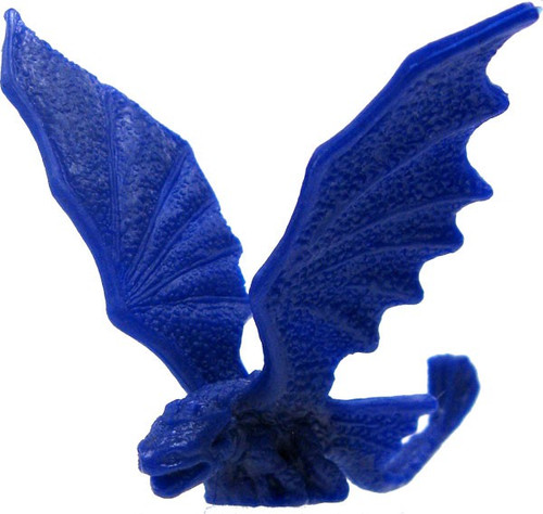 How to Train Your Dragon Toothless 2-Inch Plastic Figure [Night Fury]