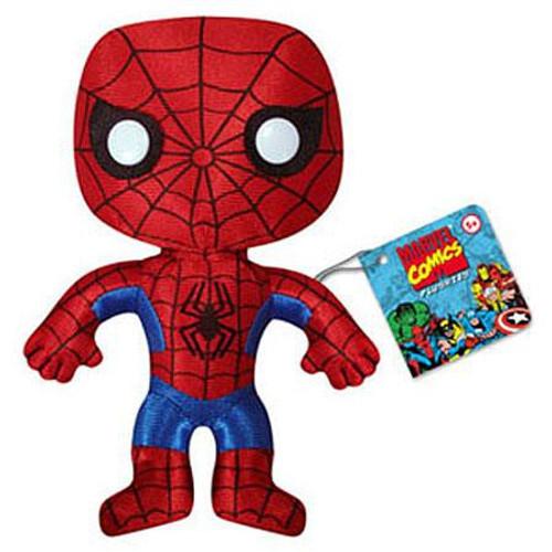 Funko Spider-Man 5-Inch Plushie [Marvel Comics]
