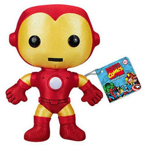 Funko Marvel Iron Man 5-Inch Plushie