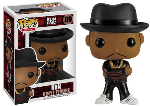 Funko Run DMC POP! Rocks Run Vinyl Figure #09
