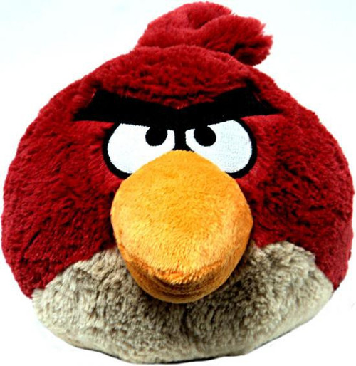 Angry Birds Red Bird 16-Inch Plush