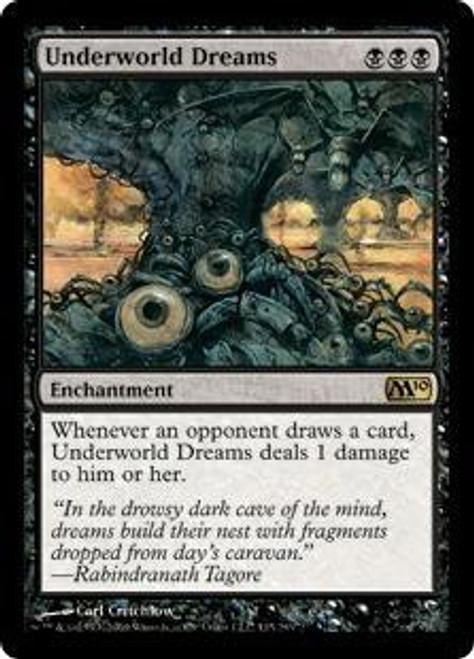 MtG 2010 Core Set Rare Underworld Dreams #115