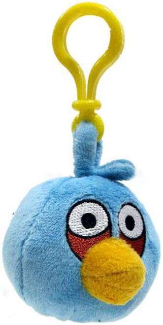 Angry Birds Blue Bird 3-Inch Plush Backpack Clip
