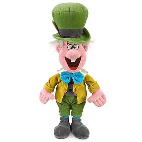 Disney Alice in Wonderland Mad Hatter Exclusive 18-Inch Plush Figure