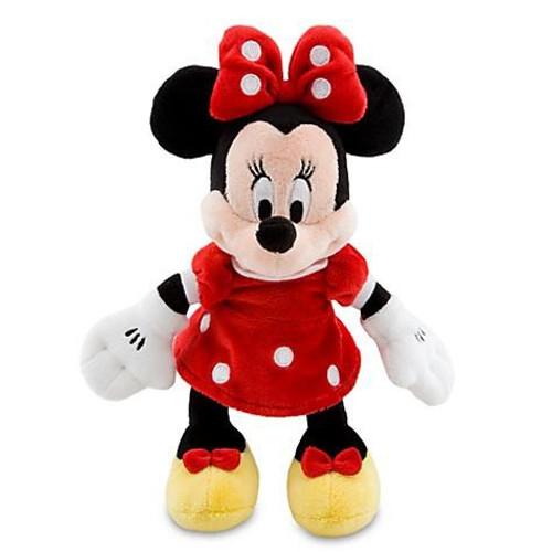 Disney Mickey Mouse Minnie Exclusive Plush [Mini Bean Bag]