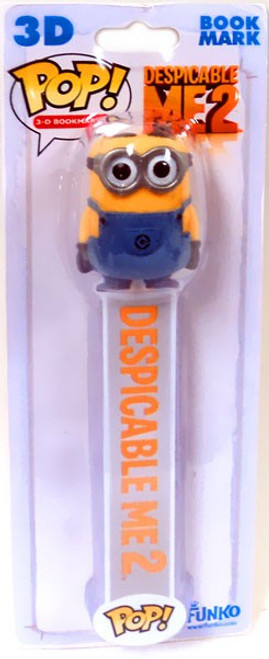 Funko Despicable Me POP! Movies Dave Bookmark