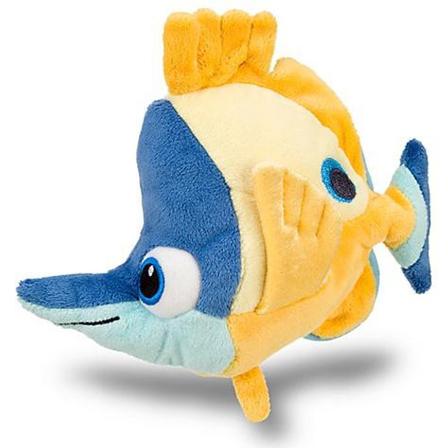 Disney / Pixar Finding Nemo Tad Exclusive Mini Bean Bag Plush
