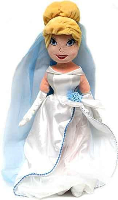 Disney Princess Cinderella Exclusive 21-Inch Plush Doll [Wedding Dress]