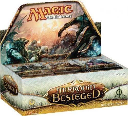MtG Trading Card Game Mirrodin Besieged Booster Box [36 Packs]