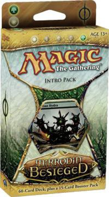 MtG Trading Card Game Mirrodin Besieged Path of Blight Intro Pack