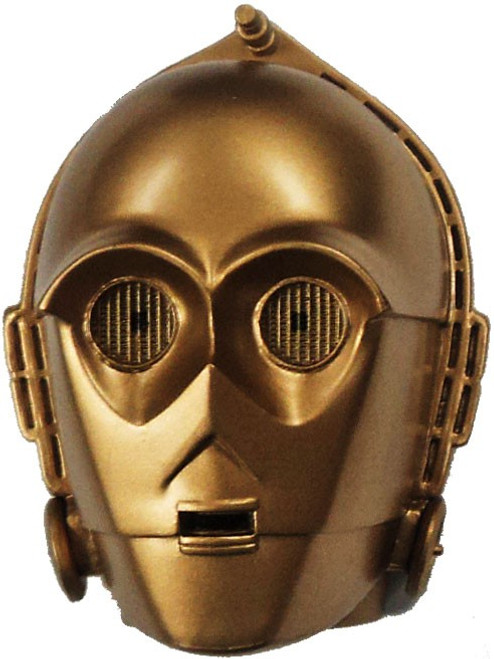 Star Wars Realm Mask Magnets Series 1 C-3PO Mask Magnet