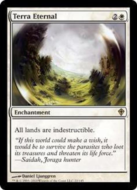 MtG Worldwake Rare Terra Eternal #22