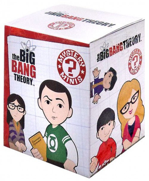 Funko Mystery Minis The Big Bang Theory Mystery Pack