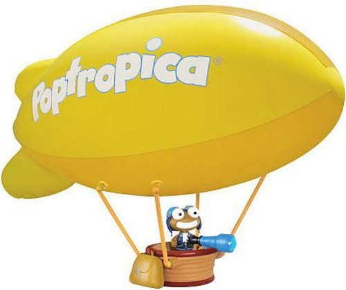 Poptropica Inflatable Blimp 30-Inch Playset