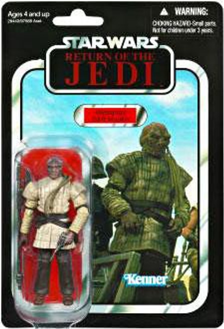 Star Wars Return of the Jedi 2011 Vintage Collection Weequay Action Figure #48 [Skiff Master]