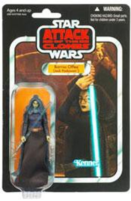 Star Wars Attack of the Clones 2011 Vintage Collection Barriss Offee Action Figure #51 [Jedi Padawan]