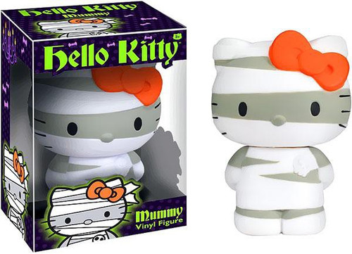 Funko Hello Kitty Halloween Mummy 5-Inch Vinyl Figure