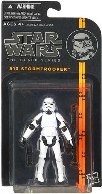 Star Wars A New Hope Black Series Wave 2 Stormtrooper Action Figure #13