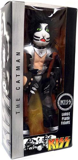 KISS The Catman 15-Inch Plush Figure [Peter Criss]