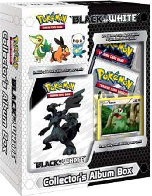 Pokemon Trading Card Game Black & White Base Set Mini Collector's Album Box