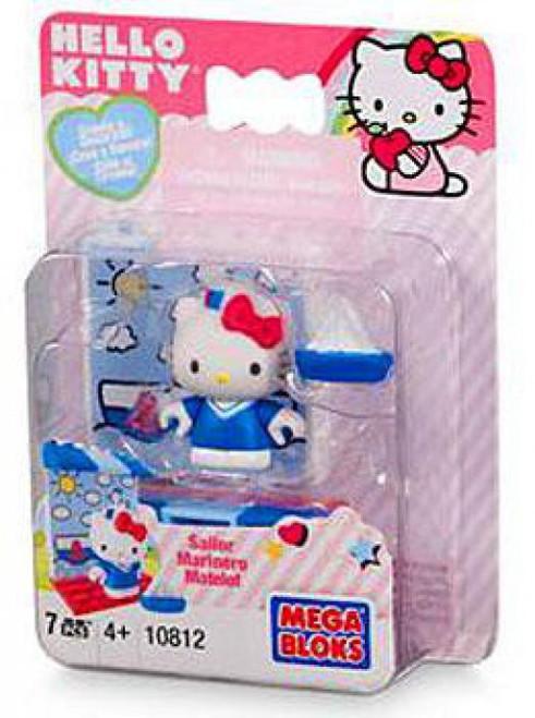 Mega Bloks Hello Kitty Sailor Set #10812