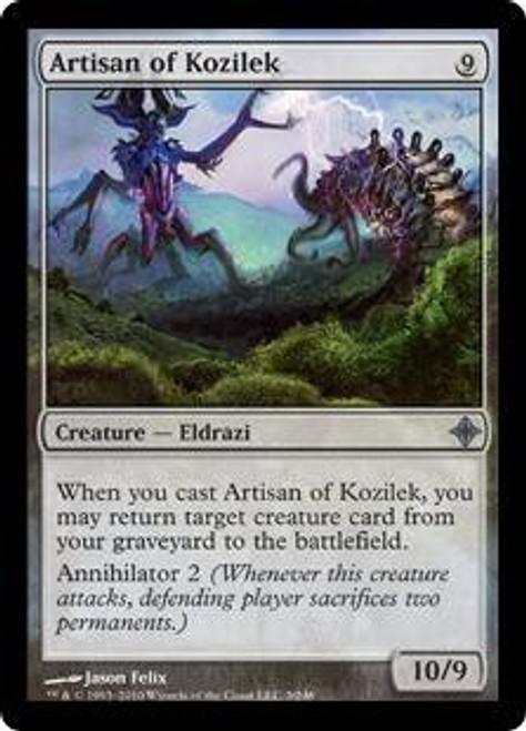 MtG Rise of the Eldrazi Uncommon Artisan of Kozilek #2