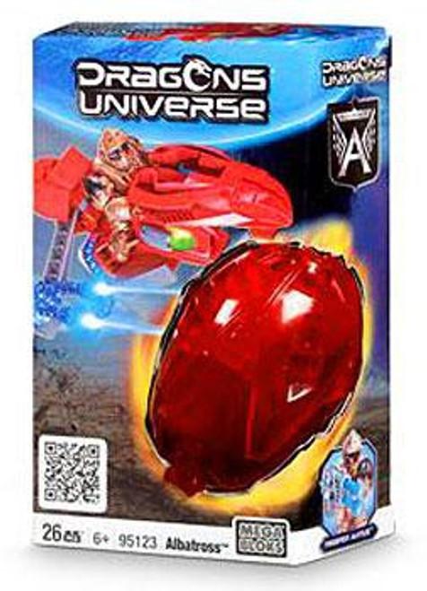 Mega Bloks Dragons Universe Albatross Set #95123