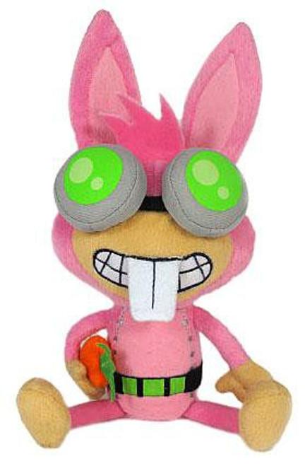Poptropica Dr. Hare 7-Inch Plush