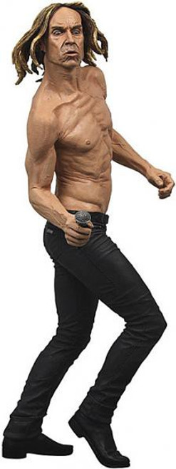 NECA Music Icons Iggy Pop Action Figure