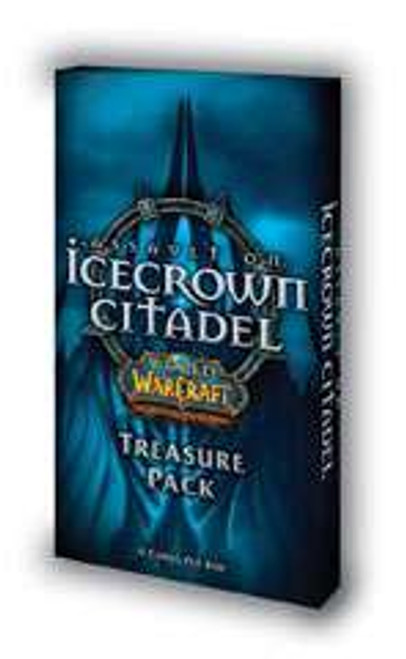 World of Warcraft Trading Card Game Assault on Icecrown Citadel Treasure Pack