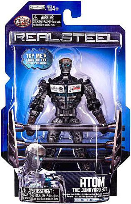 Real Steel Series 1 Atom Action Figure [The Junkyard Bot]