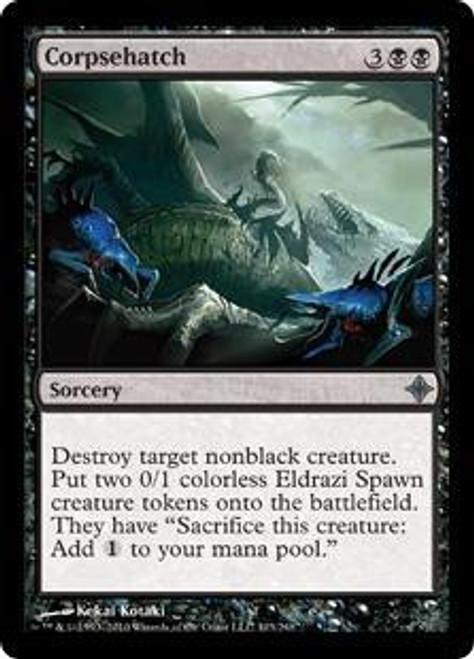 MtG Rise of the Eldrazi Uncommon Corpsehatch #103