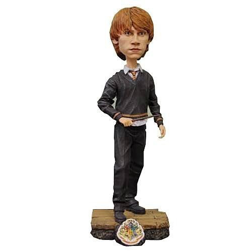 NECA Harry Potter Head Knockers Ron Weasley 7-Inch Bobble Head