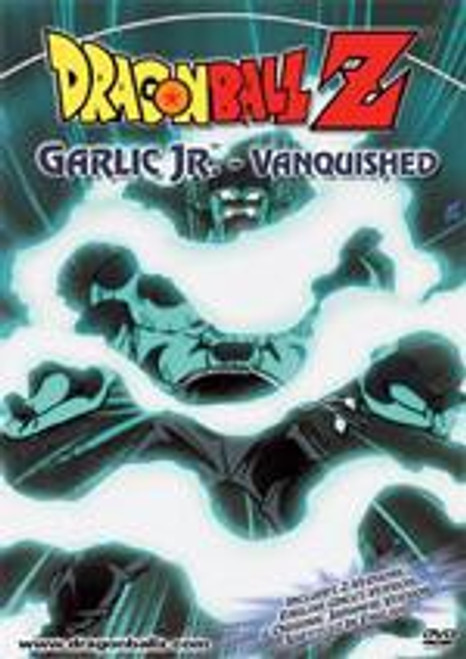 Dragon Ball Z Garlic Jr. Saga Vanquised DVD #32 [Uncut]