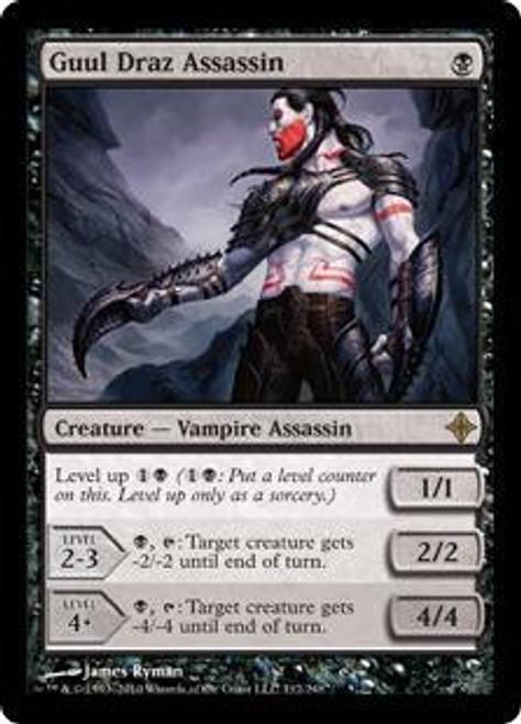 MtG Rise of the Eldrazi Rare Guul Draz Assassin #112