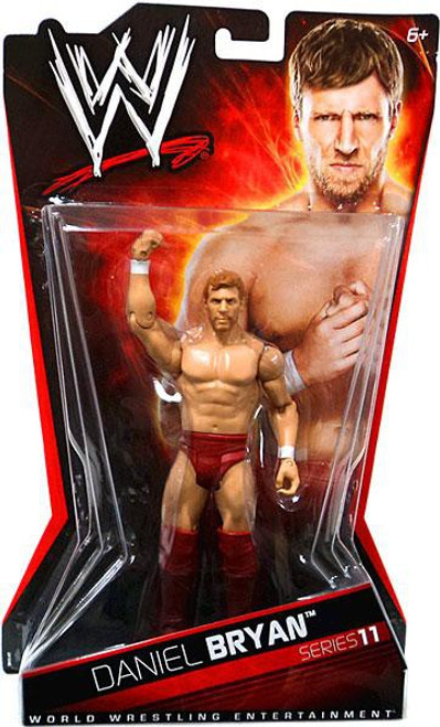 WWE Wrestling Series 11 Daniel Bryan Action Figure